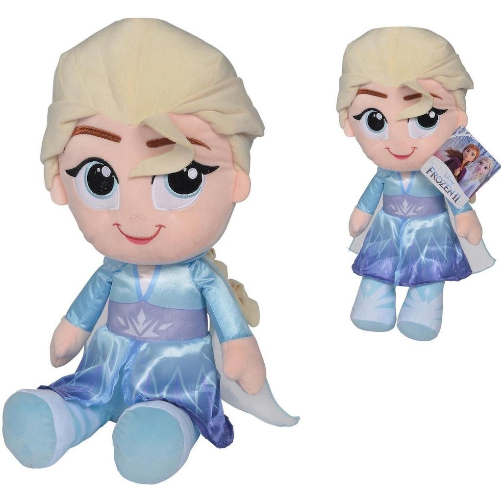 SIMBA Plüschfigur »Disney Frozen 2, Elsa, 43 cm«