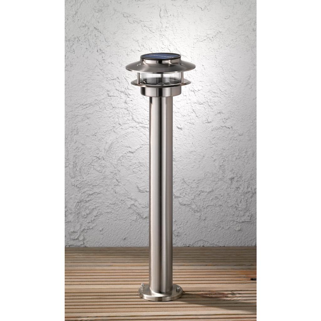 WOFI Außen-Stehlampe »SALINA«, LED-Modul, Tageslichtweiß