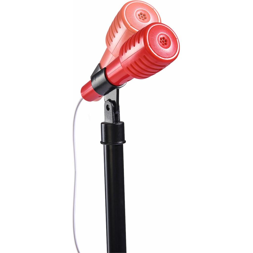 SIMBA Mikrofon »My Music World Disco Standmikrofon«
