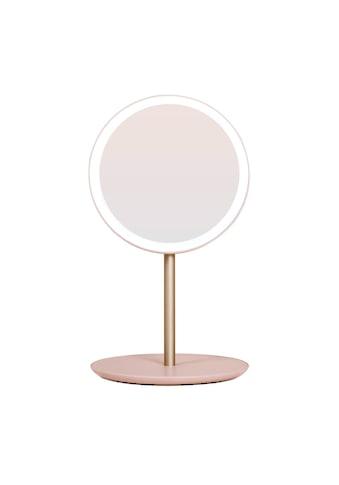 AILORIA Kosmetikspiegel »SPLENDIDE«, (1 St.), tragbare LED-Spiegel (USB) kaufen