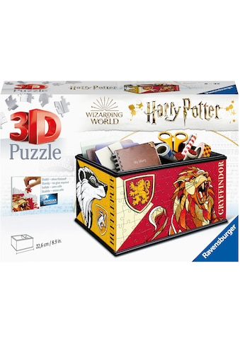 Ravensburger 3D-Puzzle »Aufbewahrungsbox Harry Potter«, FSC® - schützt Wald -... kaufen