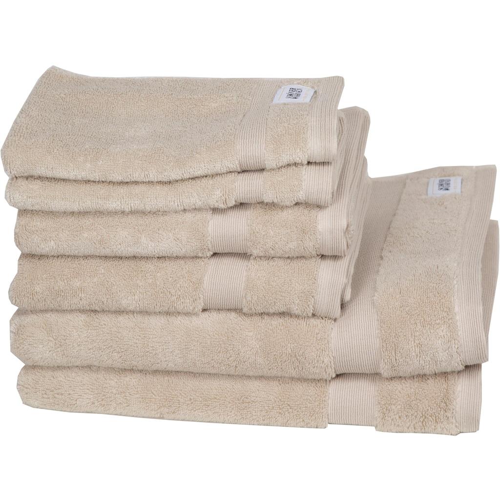 SCHÖNER WOHNEN-Kollektion Handtuch Set »Cuddly Set«, in unterschiedlichen Farben