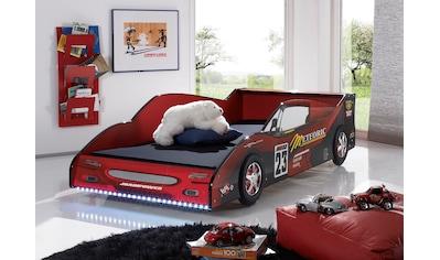 Begabino Autobett, inklusive LED-Beleuchtung kaufen
