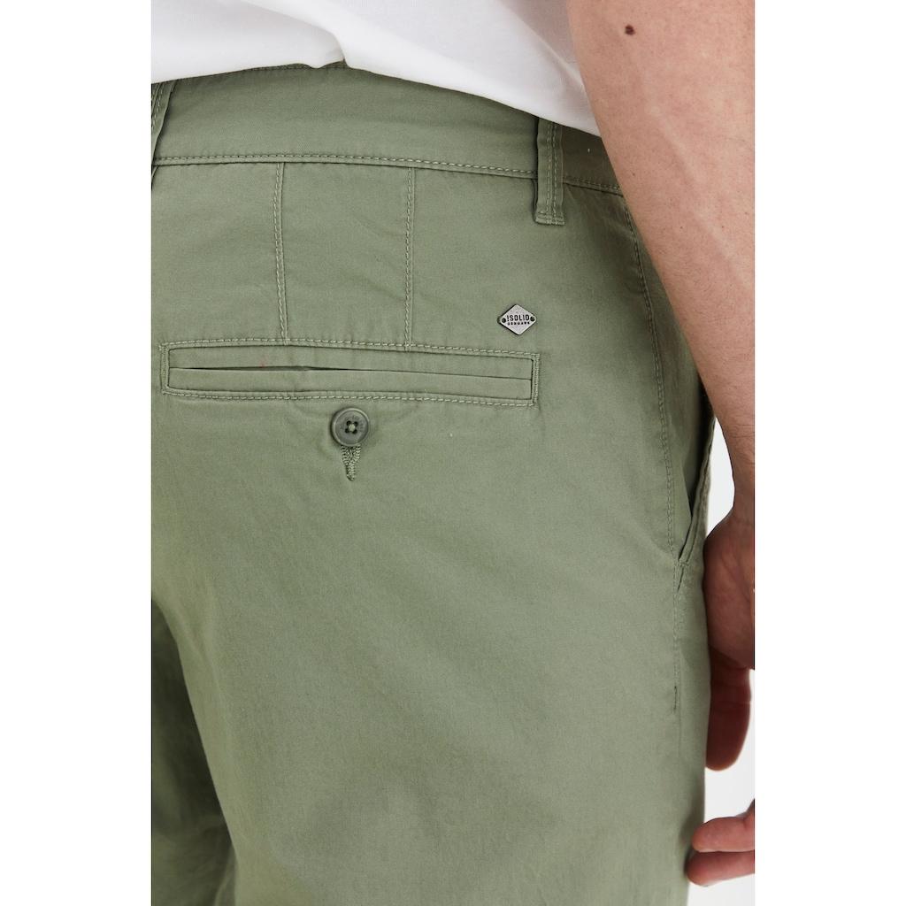 Solid Chinohose »Killian«, lange Hose im Chino-Stil