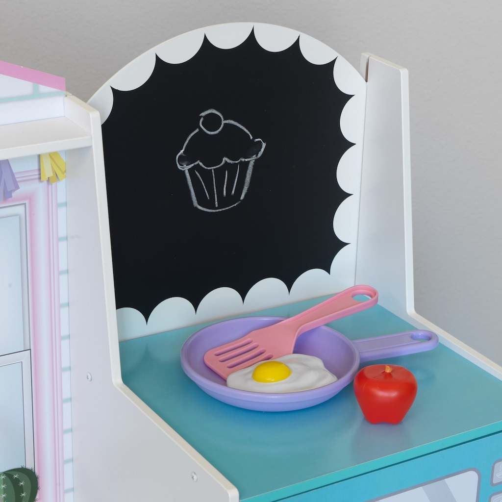 KidKraft® Spielküche »Dreamy Delights«, mit Kreidetafel