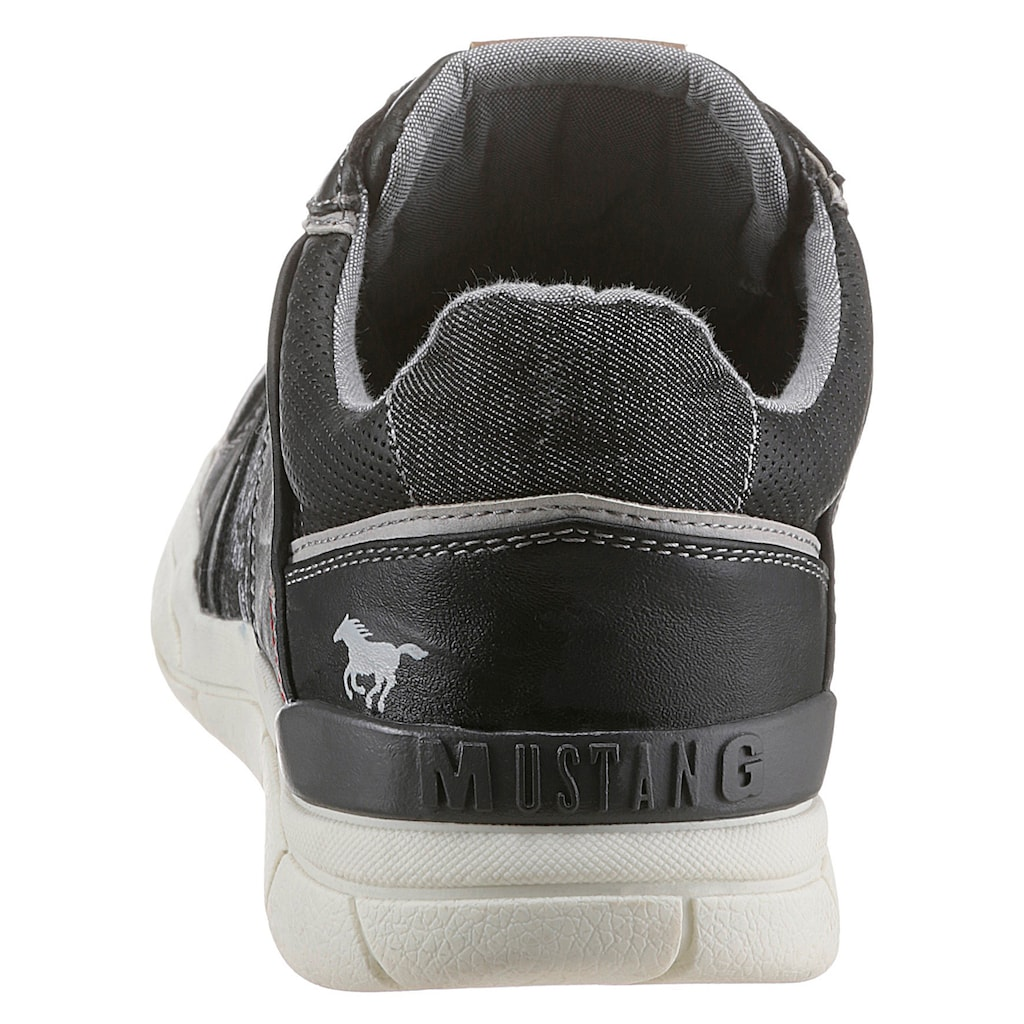 Mustang Shoes Sneaker, mit herausnehmbarer Innensohle