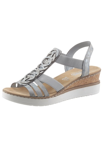Rieker Sandalette, mit Plateausohle kaufen