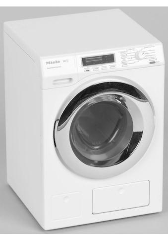 Klein Kinder-Waschmaschine »Miele Waschmaschine«, mit Wasser befüllbar kaufen