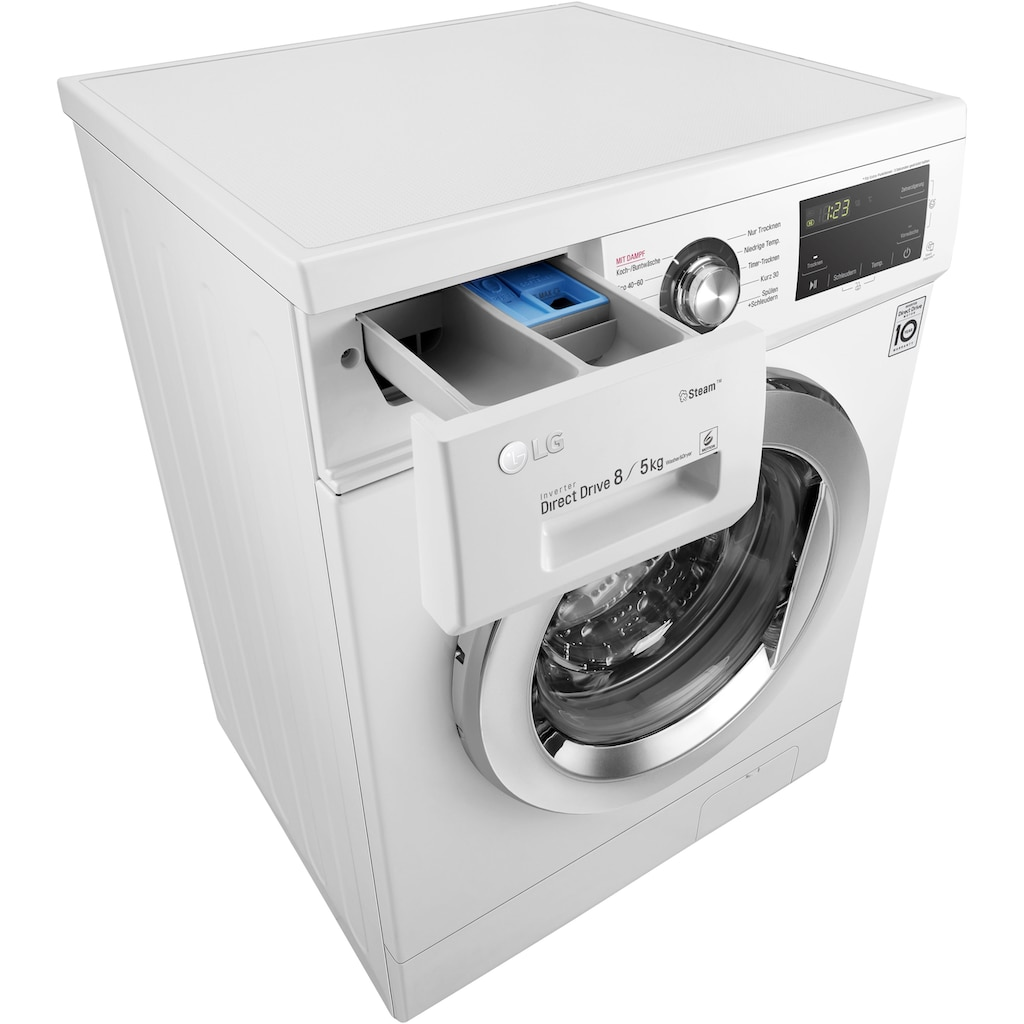 LG Waschtrockner »F14G6TDM2NE«
