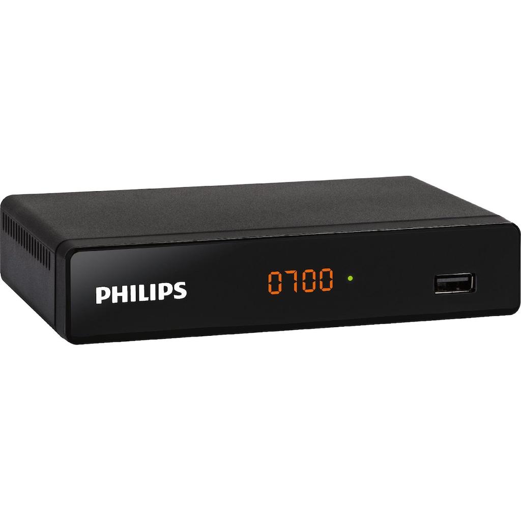 Philips SAT-Receiver »NeoViu S2«, Satellitenreceiver, DVB-S, DVB-S2, HD