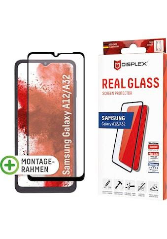 Displex Displayschutzfolie »DISPLEX Real Glass Panzerglas für Samsung Galaxy A12/A32... kaufen