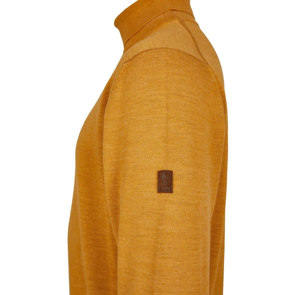 Hajo Rollkragenpullover »Made in Italy«