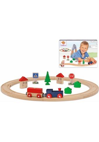 "Eichhorn Spielzeug - Eisenbahn ""Kreis, 20 - tlg."" (Set, 20 - tlg.) kaufen"