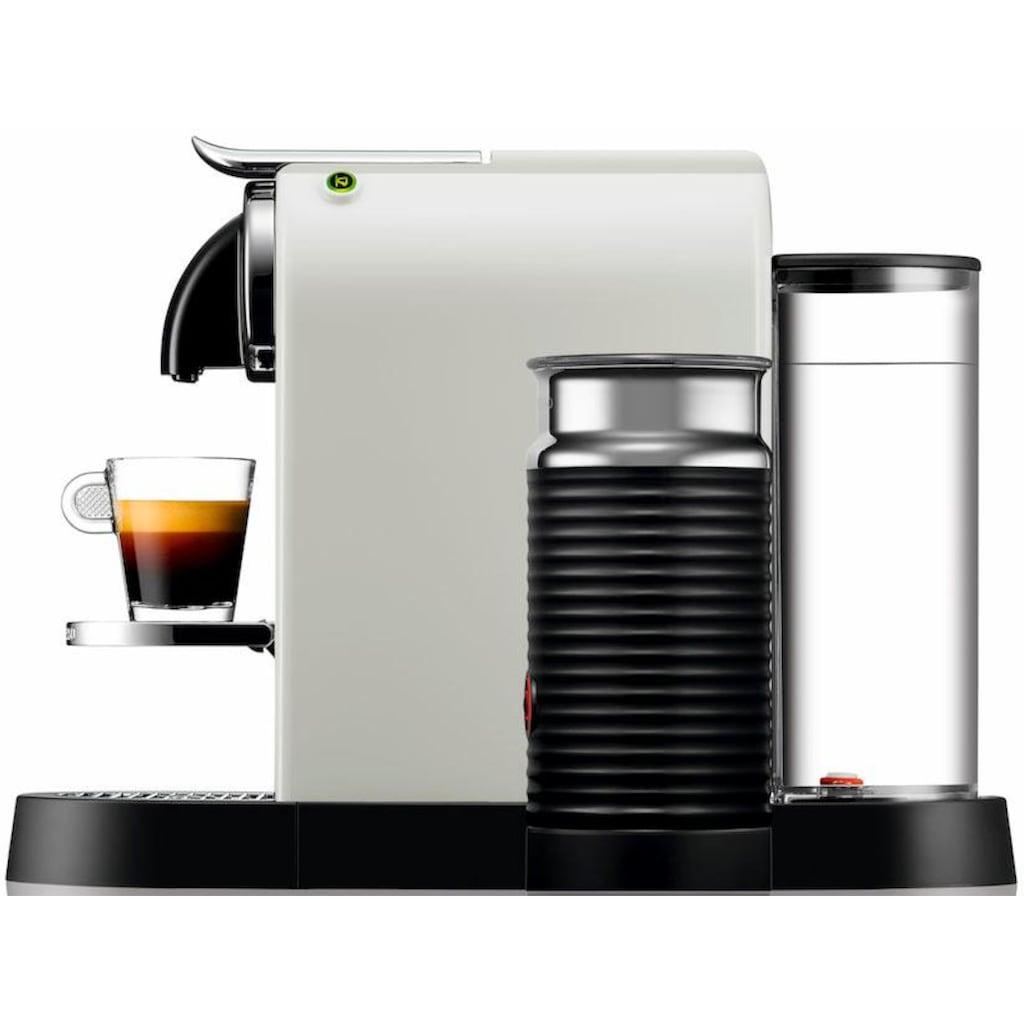 Nespresso Kapselmaschine »NESPRESSO CITIZ EN 267.WAE«, mit Aeroccino Milchaufschäumer