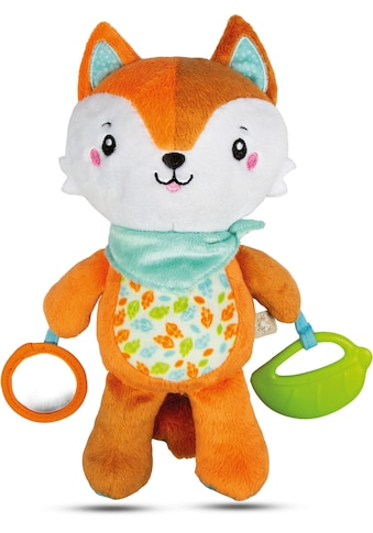 """Clementoni® Kuscheltier """"Baby, First Months  -  Mimik - Plüsch Fuchs"""" kaufen"""