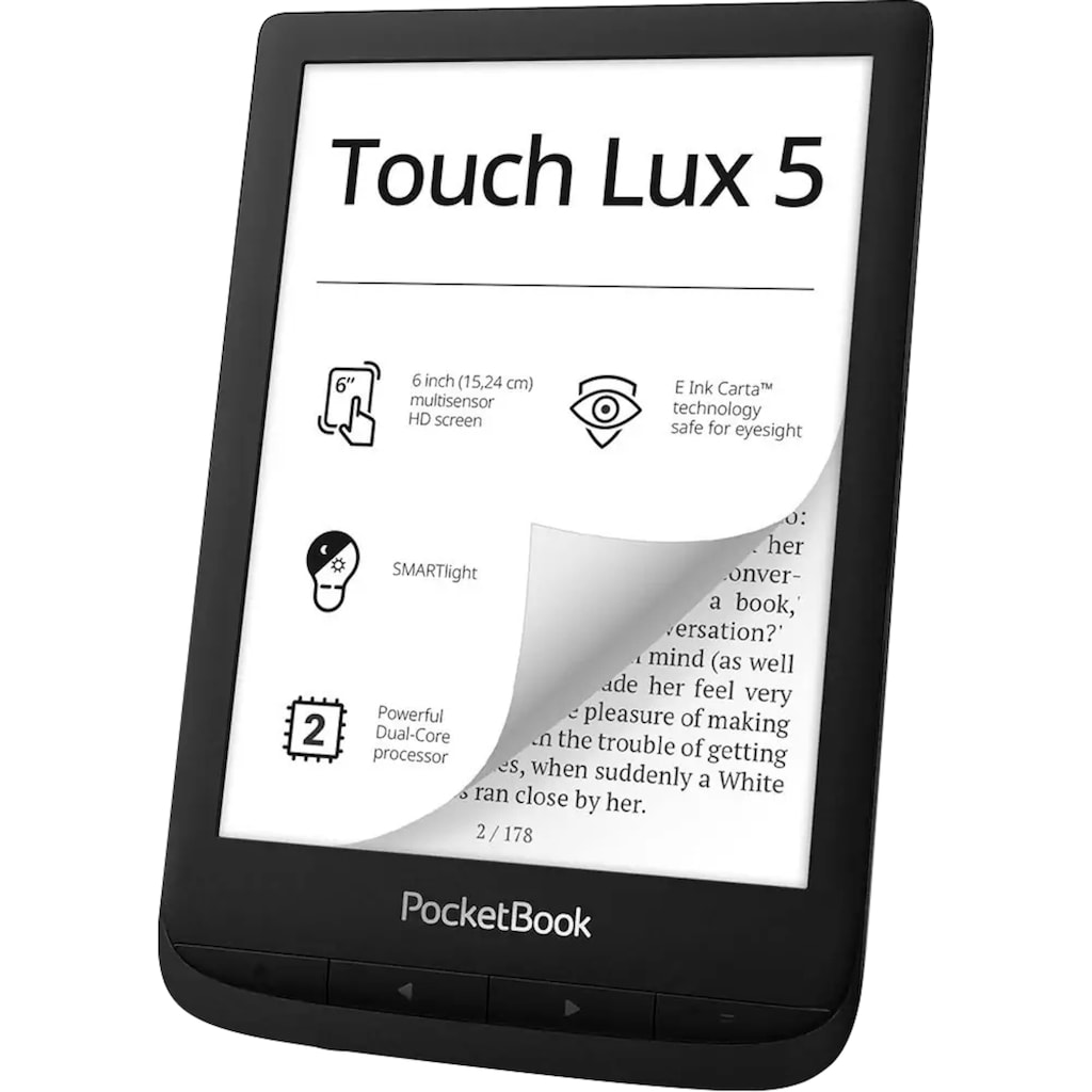 PocketBook E-Book »Touch Lux 5«