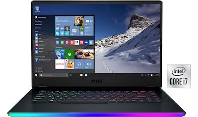 MSI Gaming-Notebook »GE66 Raider 10UE-262«, (1000 GB SSD) kaufen