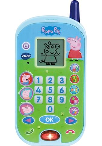 Vtech® Spiel-Smartphone »Peppas Lerntelefon« kaufen