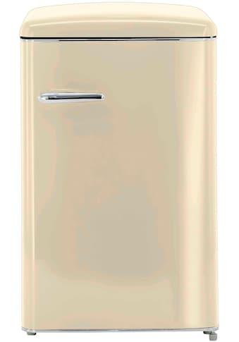 exquisit Vollraumkühlschrank »RKS 120-16 RV A++«, Retro kaufen