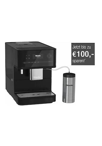 Kaffeevollautomat, Miele, »CM 6350 BlackEdition« kaufen