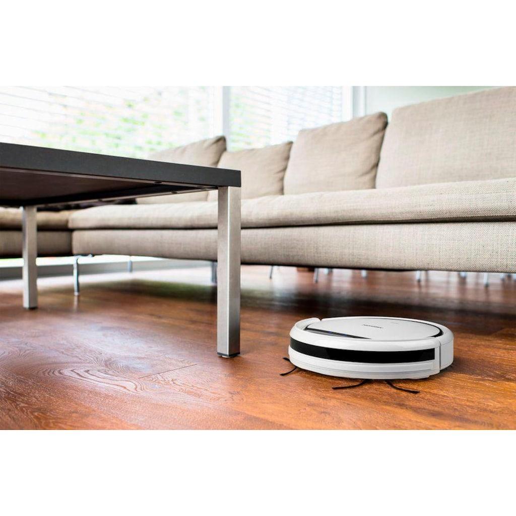 Medion® Saugroboter »MD 18600 programmierbar,«, automatische Rückkehr zur Ladestation