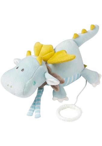 Fehn Spieluhr »Little Castle Drache, groß«, mit herausnehmbarem Spielwerk kaufen