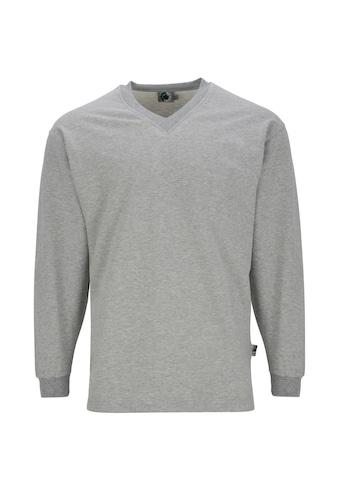 AHORN SPORTSWEAR Sweatshirt im lässigen Basic-Look kaufen
