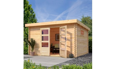 WOODFeeling Gartenhaus »Trittau 4« kaufen