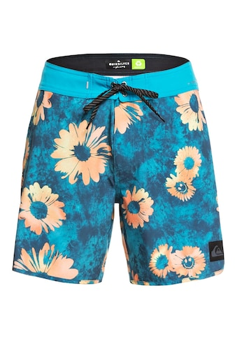"Quiksilver Boardshorts »Highline Sprayed Daisy 17""« kaufen"