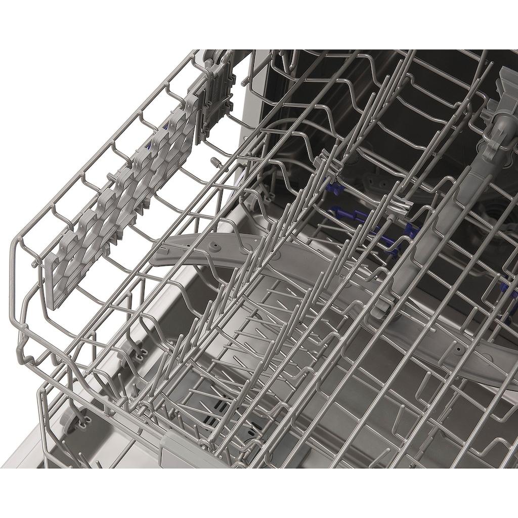 Amica teilintegrierbarer Geschirrspüler »EGSP 14895-1 E«, EGSP 14895-1 E, 10 Maßgedecke, Energiesparfunktion ECO