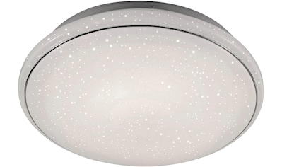 Leuchten Direkt Deckenleuchte »JUPITER«, LED-Board, 1 St., Warmweiß-Neutralweiß-Tageslichtweiß, CCT - Farbtemperaturregelung (verstellbar von 3000-5000K)|Dimmbar über Fernbedienung|Serienschalter|Memoryfunktion, Ø 80 cm kaufen
