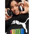 PUMA Kapuzensweatshirt »Classics Logo Hoody«