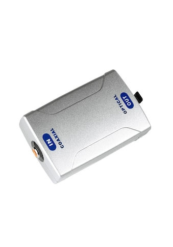 Hama Digital-Konverter, Koax IN/Optical OUT ODT (Toslink) kaufen