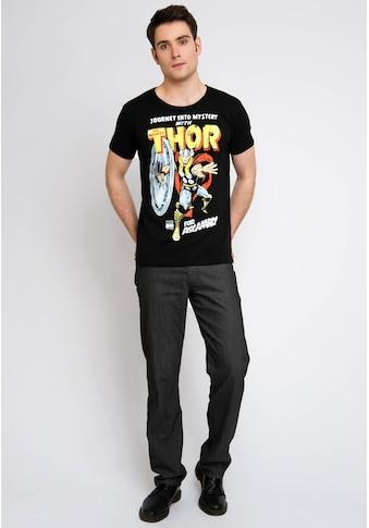 LOGOSHIRT T-Shirt mit Marvel-Print kaufen