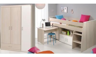Parisot Jugendzimmer-Set »Charly«, (Set, 2 St.) kaufen