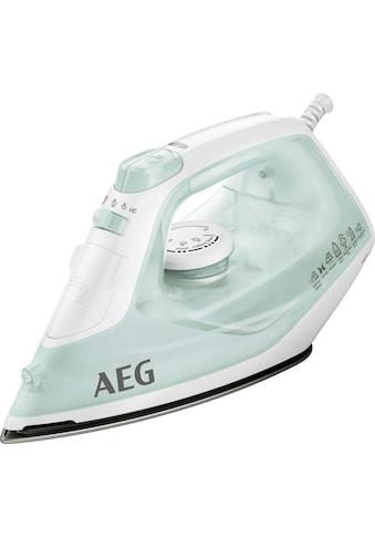 AEG Dampfbügeleisen EasyLine DB 1740LG, 2400 Watt kaufen