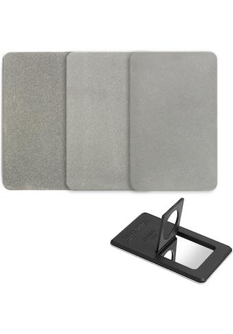 """SHARPAL Schleifstein """"Credit Card Diamond 3pc  -  Coarse, Fine, ExtraFine"""" kaufen"""