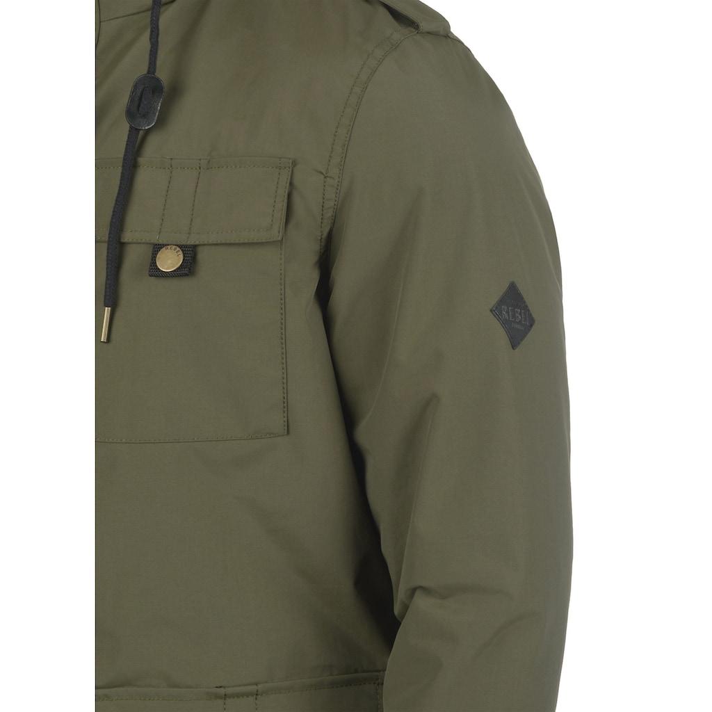 REDEFINED REBEL Fieldjacket »Moe«