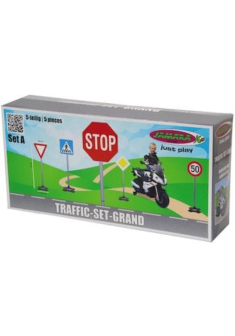 """Jamara Spiel - Verkehrszeichen """"JAMARA KIDS Traffic - Set - Grand A"""" (5 - tlg.) kaufen"""