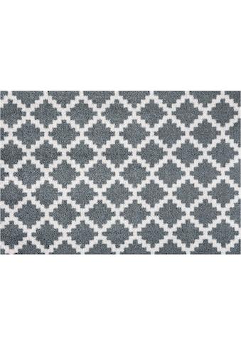 Fußmatte, »Elegance«, Zala Living, rechteckig, Höhe 7 mm, maschinell getuftet kaufen