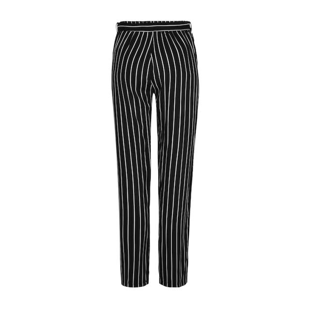 MILLION-X 5-Pocket-Hose »Marlene Streifenl«