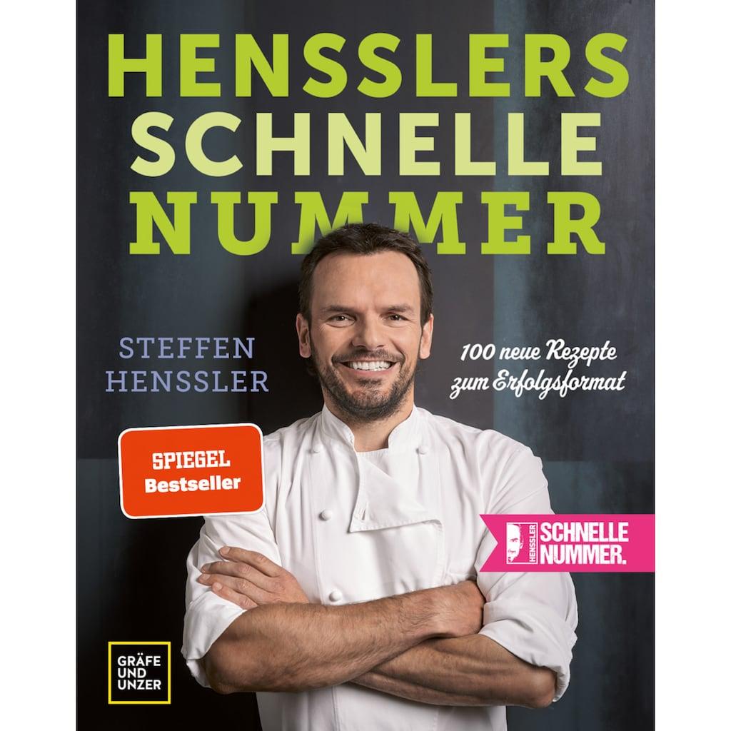 Buch »Hensslers schnelle Nummer / Steffen Henssler«