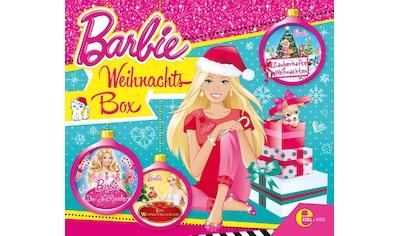 Musik - CD Weihnachts - Box / Barbie, (3 CD) kaufen