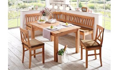 Premium collection by Home affaire 4-Fußstuhl »Lukas« kaufen