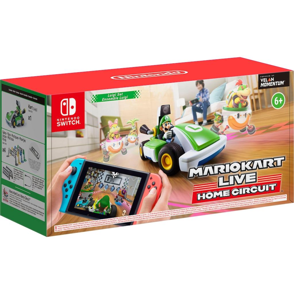 Mario Kart Live: Home Circuit - Luigi Nintendo Switch
