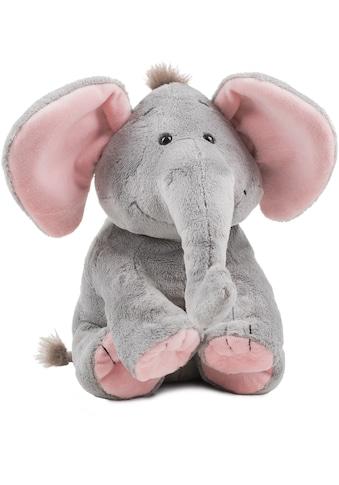 Schaffer® Kuscheltier »Elefant Baby Sugar, 25 cm, grau/rosé« kaufen