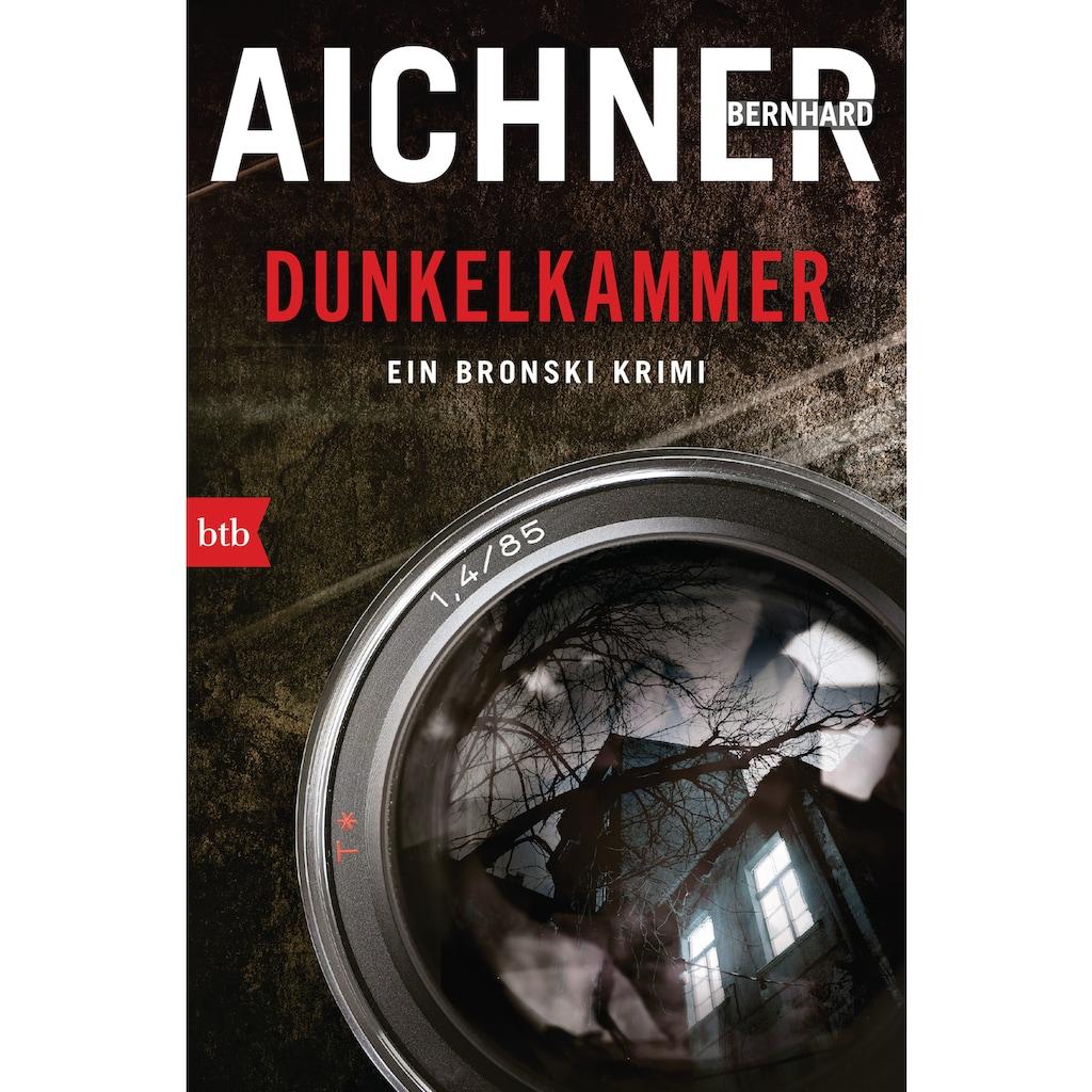 Buch »DUNKELKAMMER / Bernhard Aichner«
