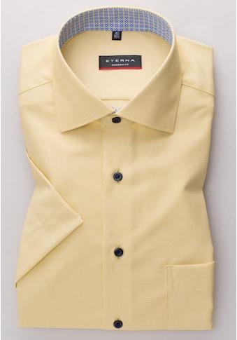 Eterna Businesshemd »MODERN FIT«, Kurzarm Hemd kaufen