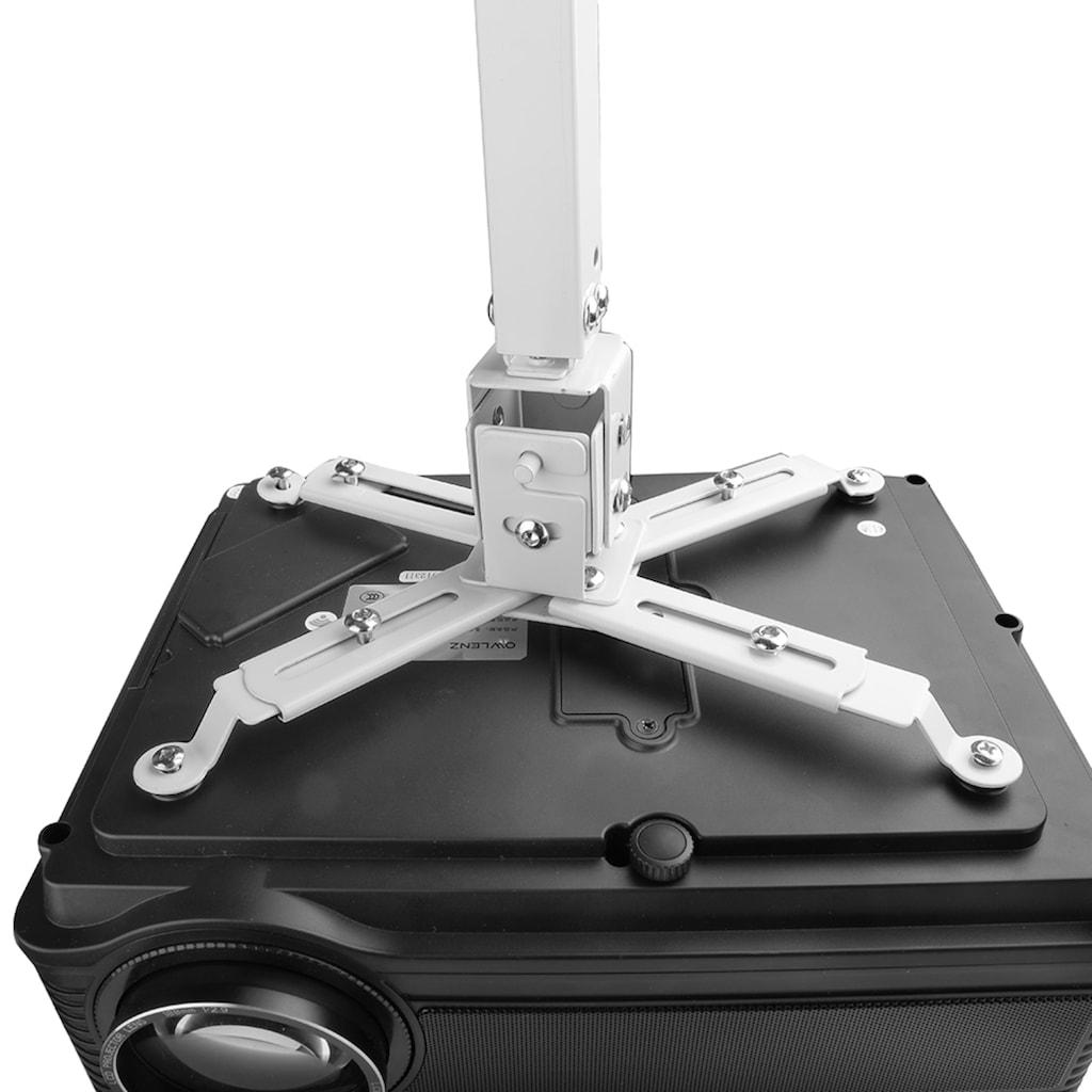 "LA VAGUE LED-Beamer »LV-CM401 Halterung für LV-HD400 weiß ""94cm""«"