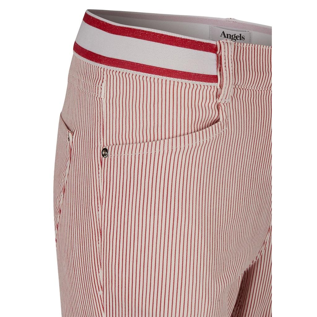 ANGELS Jeans,Anacapri Sporty' mit Streifendesign